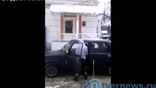 В Твери девушка в наркотическом опьянении непристойно вела себя на улице