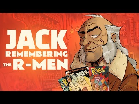 Jack Remembering R-Men - SOCIETY OF VIRTUE
