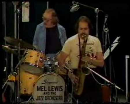 Mel Lewis Big Band - Eye of the Hurricane (1980)