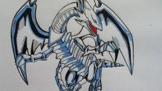 dragon drawing eyes yu gi oh drawings getdrawings paintingvalley