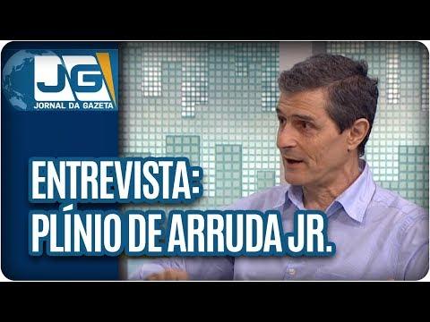 Maria Lydia entrevista Plínio de Arruda Sampaio Jr. (PSOL), prof. Economia/Unicamp, sobre eleições