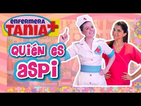 Quién es Aspi - Enfermera Tania - Distroller