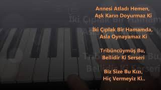 Kız isteme bestesi - Cağtay Akman - ALTYAPI KARAOKE