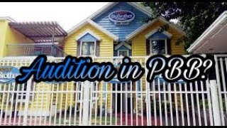 Worstfeeling about Audition in PBB/ABS-CBN 1stVlog