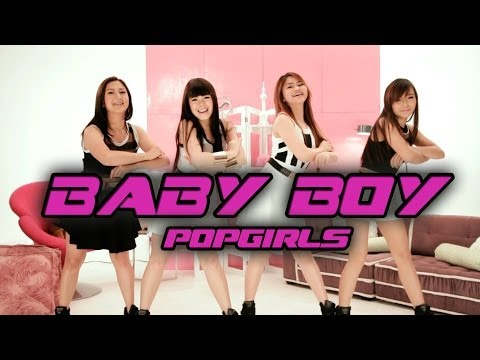 Pop Girls — Baby Boy (Official Music Video)