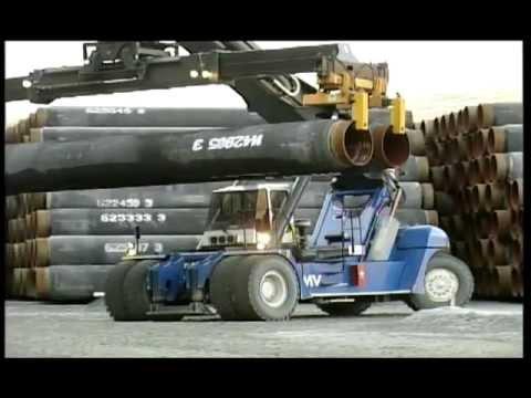 - EN BIT AV LANGELED - verdens største gassrørledning!