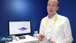 CES 2015: New Atmel QTouch Surface Platform