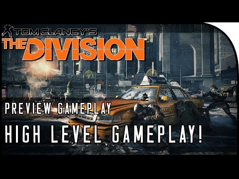 The Division Multiplayer Gameplay -