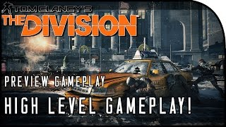 """The Division Multiplayer Gameplay - """"INSANE SNIPER, HIGH LEVEL GAMEPLAY"""""""