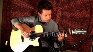 Afrojack - Take Over Control - Fingerstyle Acoustic Guitar - Jamie Dupuis