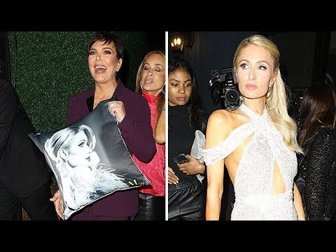 Paris Hilton Launches New App With Help Kris Jenner And Kyle Richards thumbnail