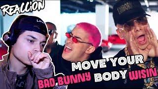 Video Reacción Wisin Move Your Body Official Video