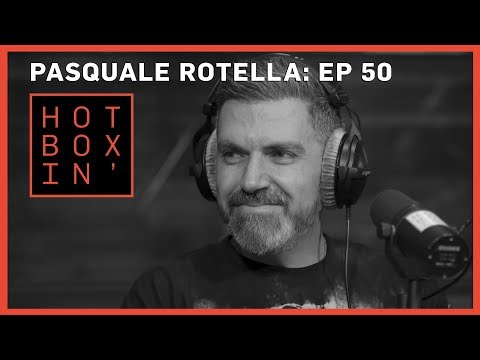 Insomniac Founder Pasquale Rotella | Hotboxin' with Mike Tyson | Ep 50