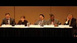 """Whither the Washington Consensus?"" Panel: Williams College CDE 10.14.10"