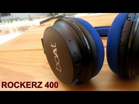 Boat Rockerz 400 (Best Budget Bluetooth Headphone) | Best Under 1500