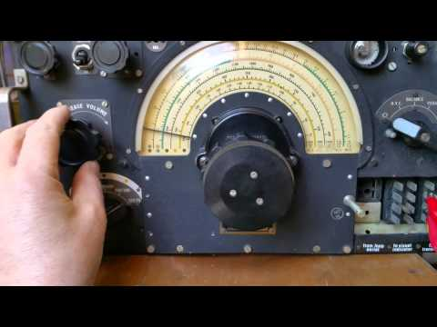 R1155 Radio WW2 Lancaster Bomber