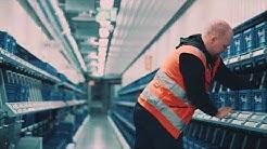 Inex Partners Oy:n päivittäistavaroiden logistiikkakeskus