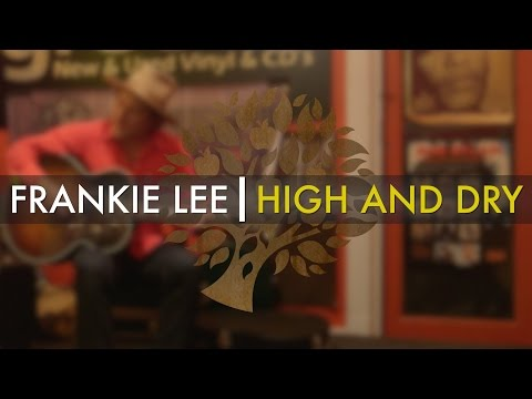 Frankie Lee - 'High And Dry' live in Nashville | UNDER THE APPLE TREE