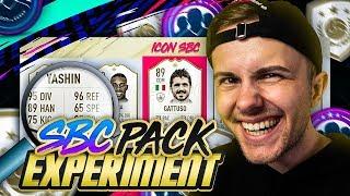 FIFA 19: Garantierte PRIME ICON SBC Pack Experiment 😱🔥