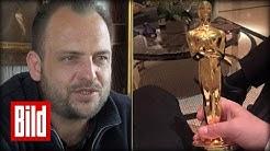 Son of Saul: Urs Rechn - Deutscher Oscar-Gewinner musste erstmal weinen