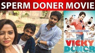 Harish Kalyan's Vicky Donor Remake Titled Dharala Prabhu?