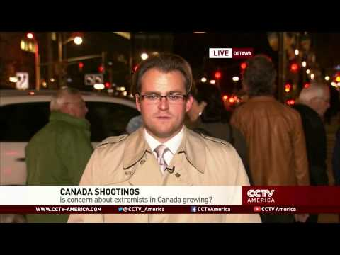 Matt Millar talks discusses the situation in Ottawa post-shooting
