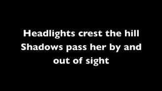 Ben Folds - Annie Waits (Lyrics)