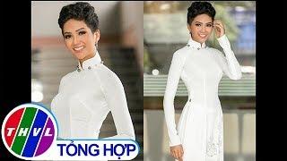 THVL | Hoa hậu H'Hen Niê được mời làm đại sứ hình ảnh Lễ hội Áo dài TP Hồ Chí Minh