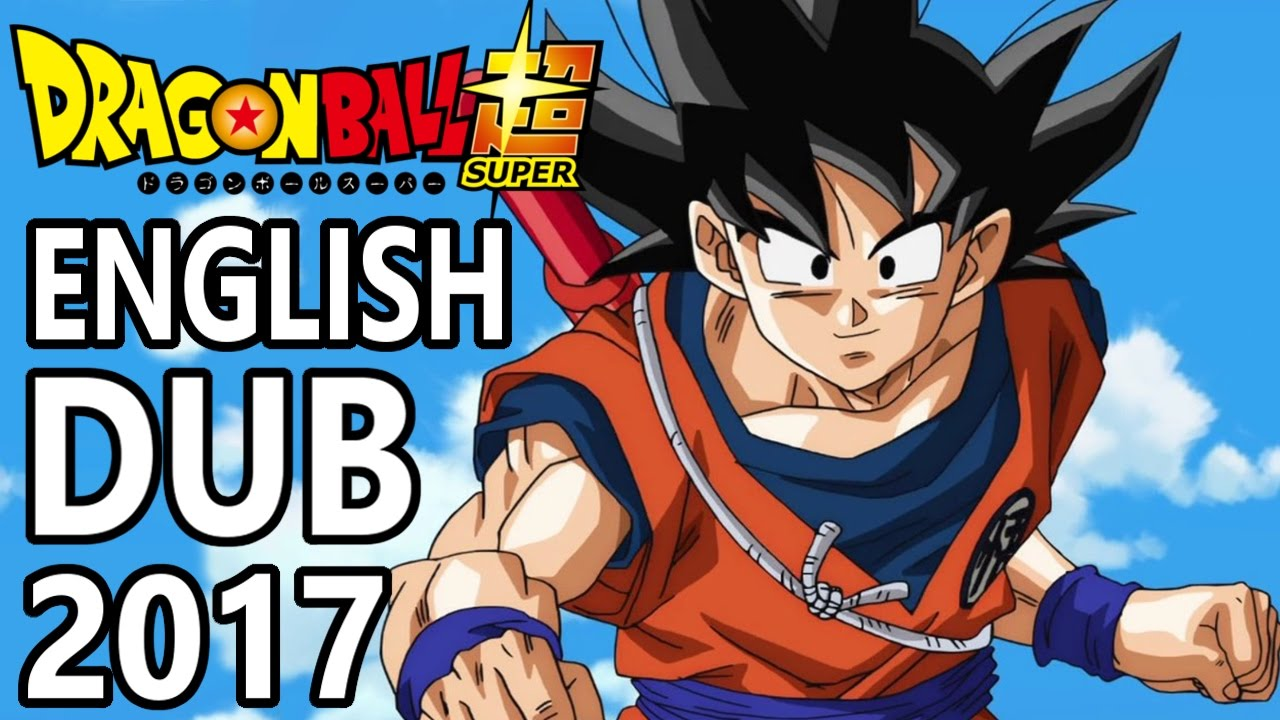 dragon ball super funimation english voice cast revealed 2017