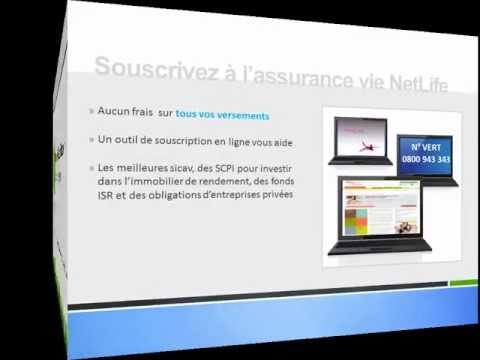 Les atouts de l'assurance vie Netlife de SPIRICA présentés en vidéo