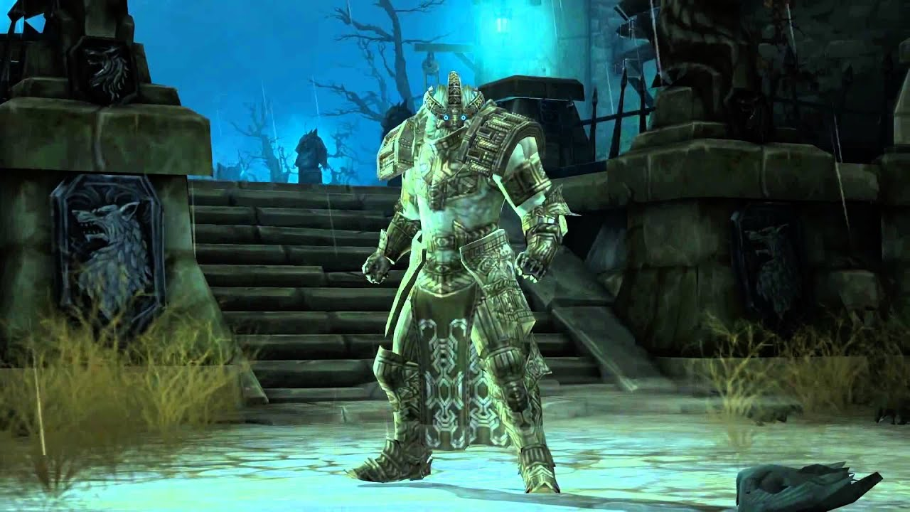 Shadow Of The ColossusTM Transmog Set Ultimate Evil EditionTM Exclusive Content For PS3TM And PS4TM