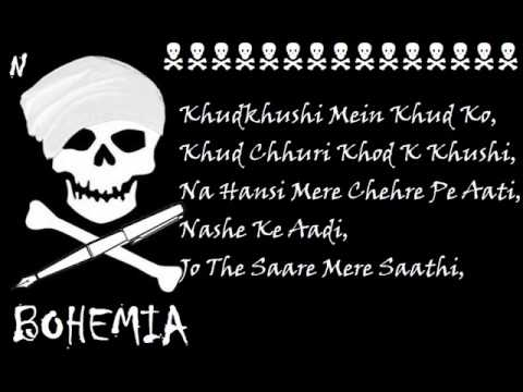 BOHEMIA - Lyrics of 'Devil inside' by Haji Springer ft. Bohemia
