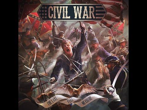 Civil War - The Last Full Measure [Full Album] HD