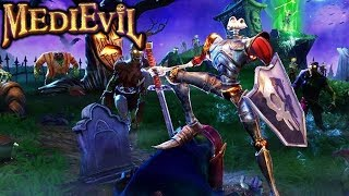 Medievil Remake All Cutscenes (Game Movie) 1080p HD 60FPS