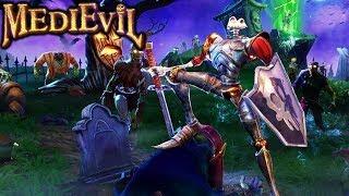 Medievil Remake All Cutscenes (Game Movie) 1080p HD 60FPS