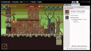 Barons Gate 2 Walkthrough (Easy and Medium Badges)