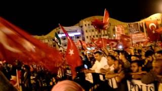 Sakarya Demokrasi,Vatan Nöbeti,Mehter Marşı HD