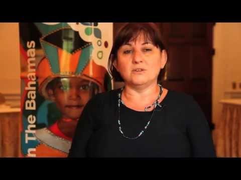 Maria Grazia Marino, The Bahamas Tourist Office - TravelMedia.ie