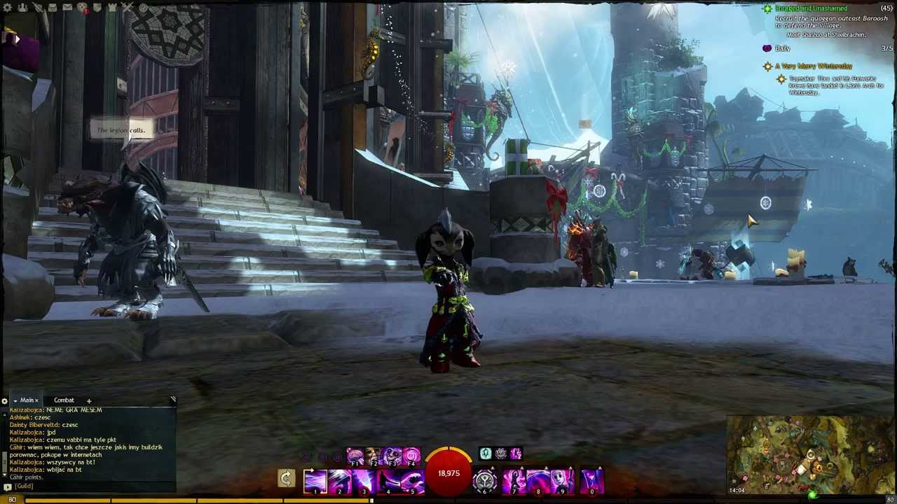 Guild Wars 2 Opening Ascended Weapon Chest Stonecleavers Weapoon