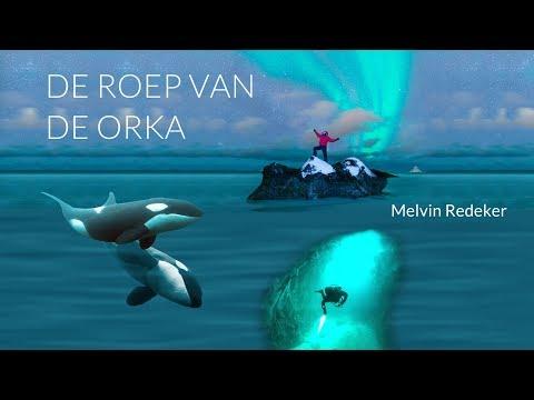 Live multimedia theatershow 'De roep van de orka' - Melvin Redeker