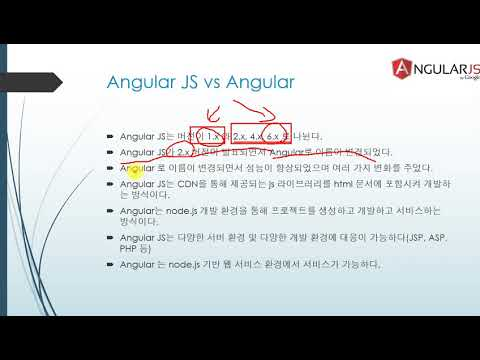 [Angular.js] Angular JS 소개