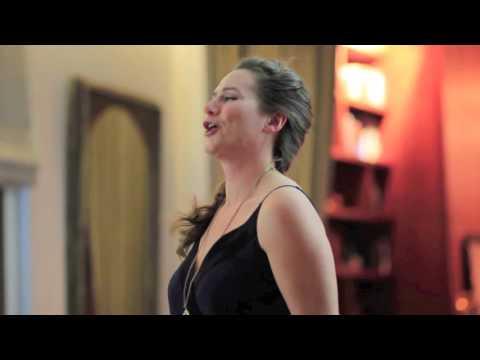 Bare Opera | Fabio Luisi Masterclass 2016 | Kirsten Scott, mezzo-soprano Rossini's CRUDA SORTE