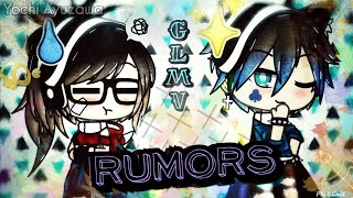Rumors~ // GLMV - Gacha Life Music Video