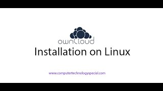 Owncloud installation on Linux