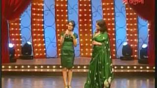 Star Jalsha - I Laugh U 2 Sweet Monalisa,Ranjit Mallik & Munmun Sen