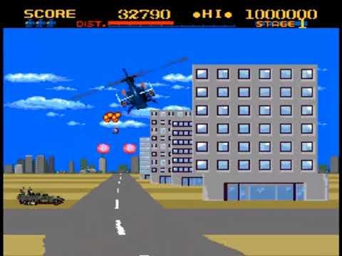 Arcade Perfect? - My Arse!! - Thunder Blade