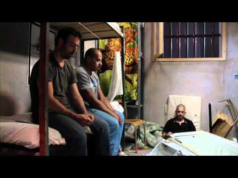 enfermés vivants,film documentaire sur la prison avec Guerrier -partie4/4-