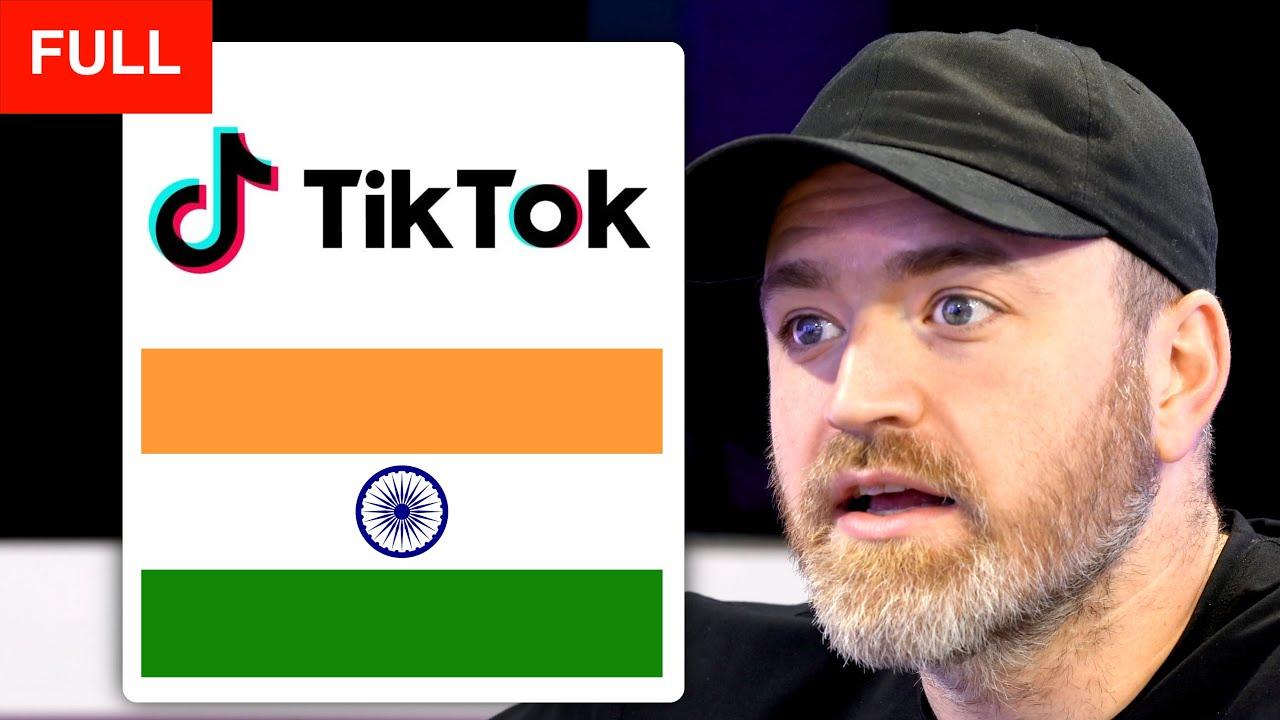India Bans TikTok