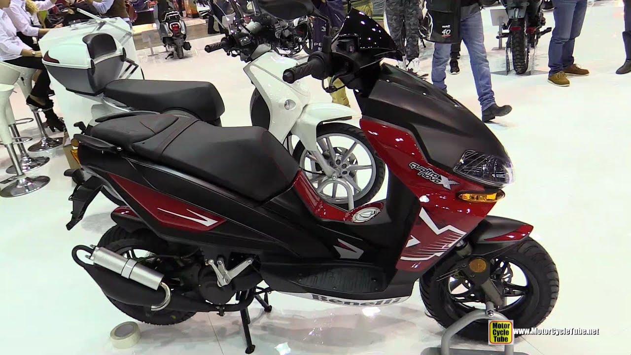 moto scooter benelli