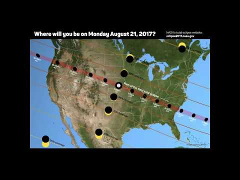 GLOBE Mission EARTH Webinar #14 / Observing the Solar Eclipse on August 21